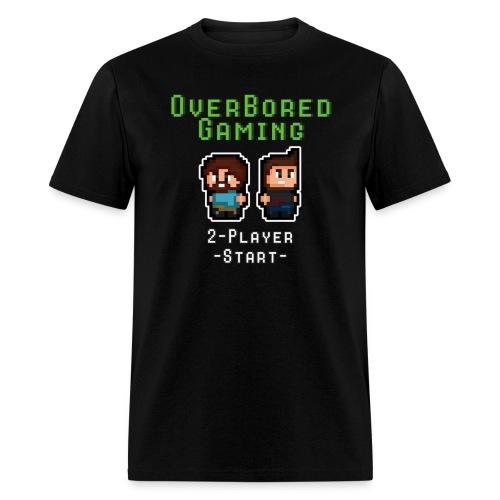 OBG 8-Bit (updated) Men's Tee - Men's T-Shirt