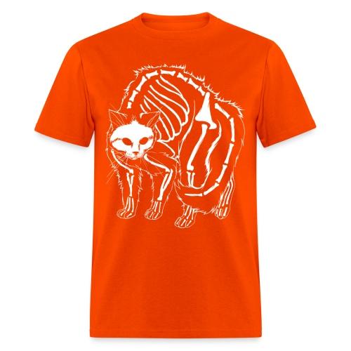 Scaredy Cat - Men's T-Shirt