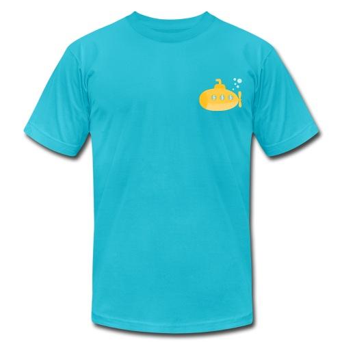 Blue Lagoon  - Men's  Jersey T-Shirt