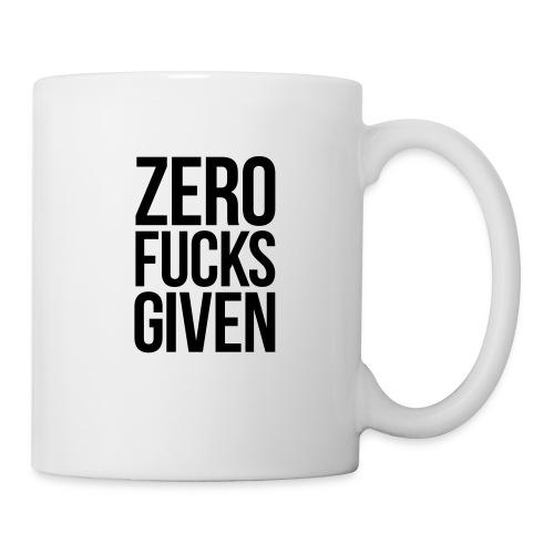 Zero F**ks - Coffee/Tea Mug