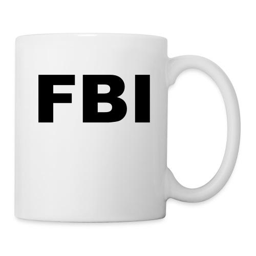 FBI Mugs - Coffee/Tea Mug