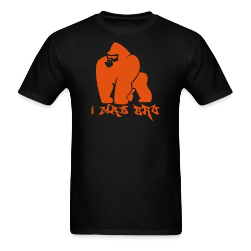 I-MAD-BRO ORANGE CRUSH - Men's T-Shirt