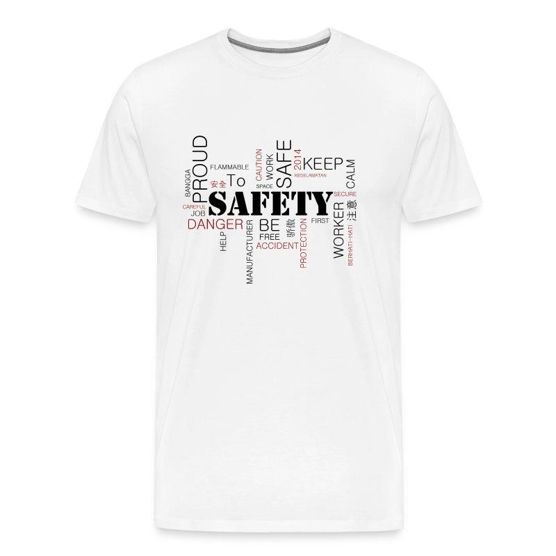 Safety Design T Shirt Spreadshirt