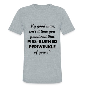 Vaguely Insulting - Unisex Tri-Blend T-Shirt