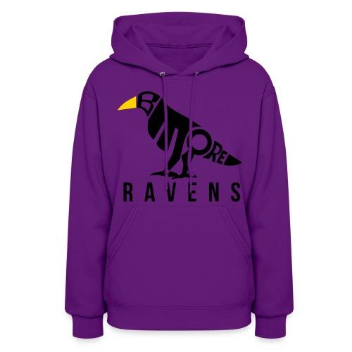 Baltimore Ravens  - Women's Hoodie