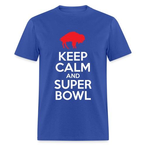 Keep Calm (M) - Stnd - Men's T-Shirt