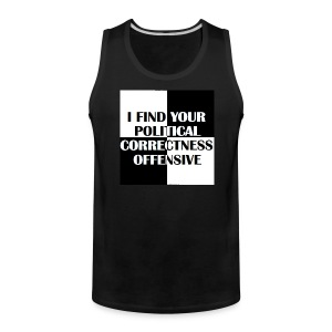 PC Offensive - Men's Premium Tank