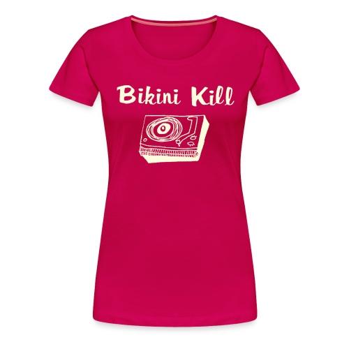 Bikini Kill - Women's Premium T-Shirt