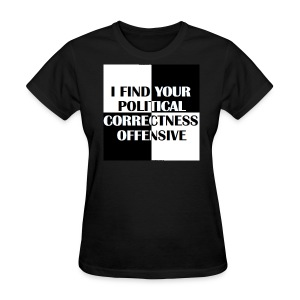 PC Offensive - Women's T-Shirt