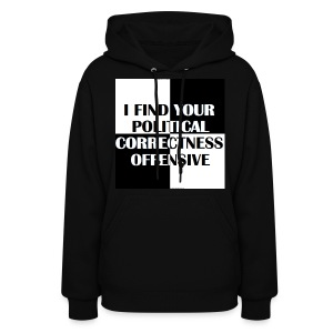 PC Offensive - Women's Hoodie