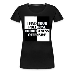 PC Offensive - Women's Premium T-Shirt