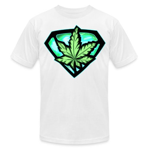 Super Dank - Men's Fine Jersey T-Shirt