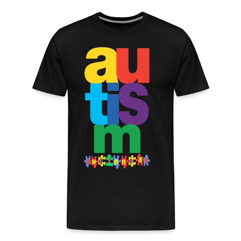 Autism awareness t shirt spreadshirt for How to start your own t shirt brand