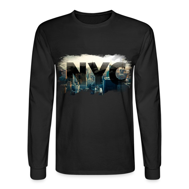 Nyc New York City Skyline T Shirt Spreadshirt