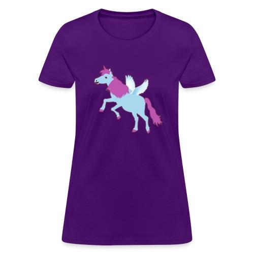 Sparkles the Magic Pony - Women's T-Shirt