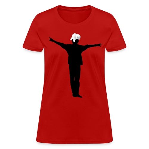 Sure it's not a hat? - Women's T-Shirt