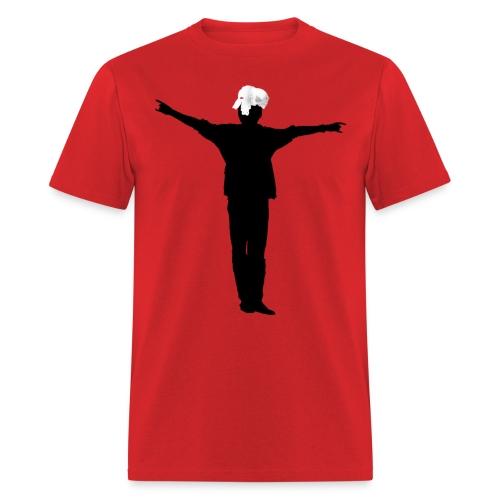 Sure it's not a hat? - Men's T-Shirt