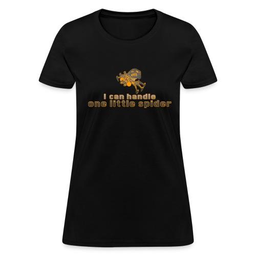 One Little Spider - Women's T-Shirt