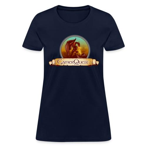 GamerQuest Banner - Women's T-Shirt