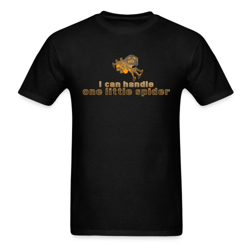 One Little Spider - Men's T-Shirt