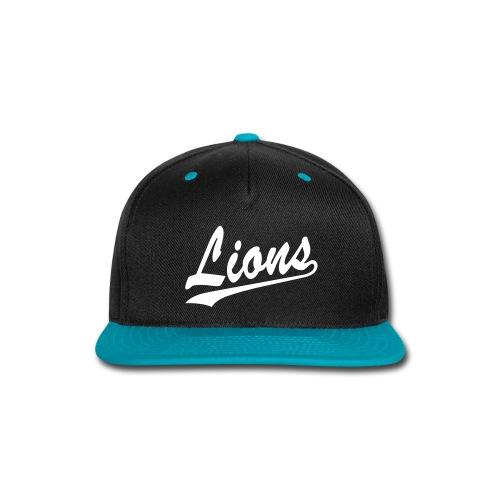 Detroit Lions Football Snapback - Snap-back Baseball Cap