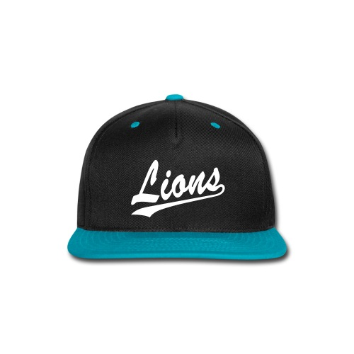 Detroit Lions Football Snapback - Snap-back Baseball Cap