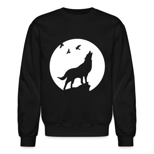Coyote Crewneck - Crewneck Sweatshirt