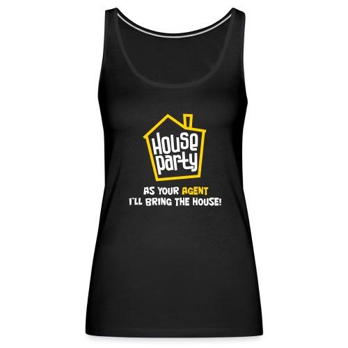 House Party Premium - Women's Premium Tank Top