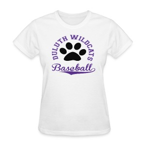 CUSTOM DULUTH BASEBALL  - Women's T-Shirt