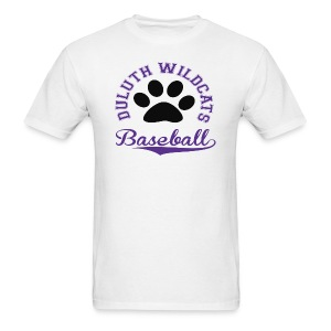 CUSTOM DULUTH BASEBALL MENS  - Men's T-Shirt