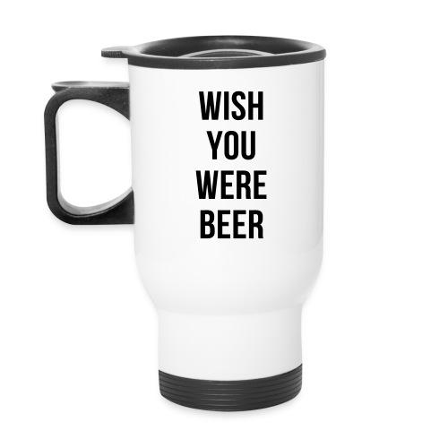Beer Mug - Travel Mug