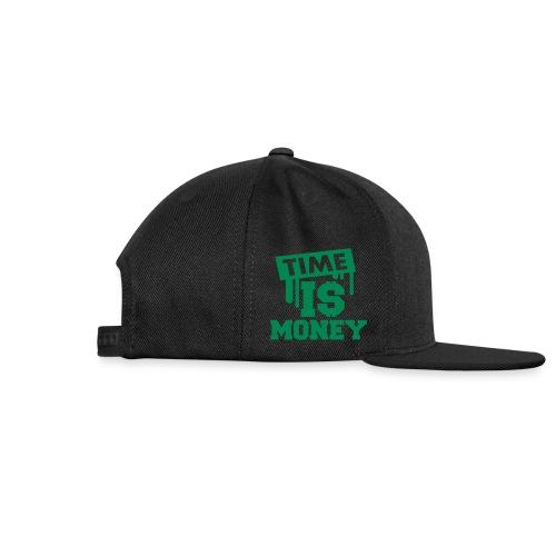 MONEY Snap Back by TED  - Snap-back Baseball Cap