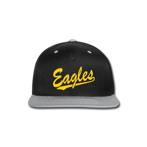 Heavy_D Eagles Hat - Snap-back Baseball Cap