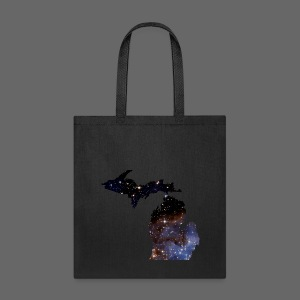 Michigan Is Made Of Stars - Tote Bag