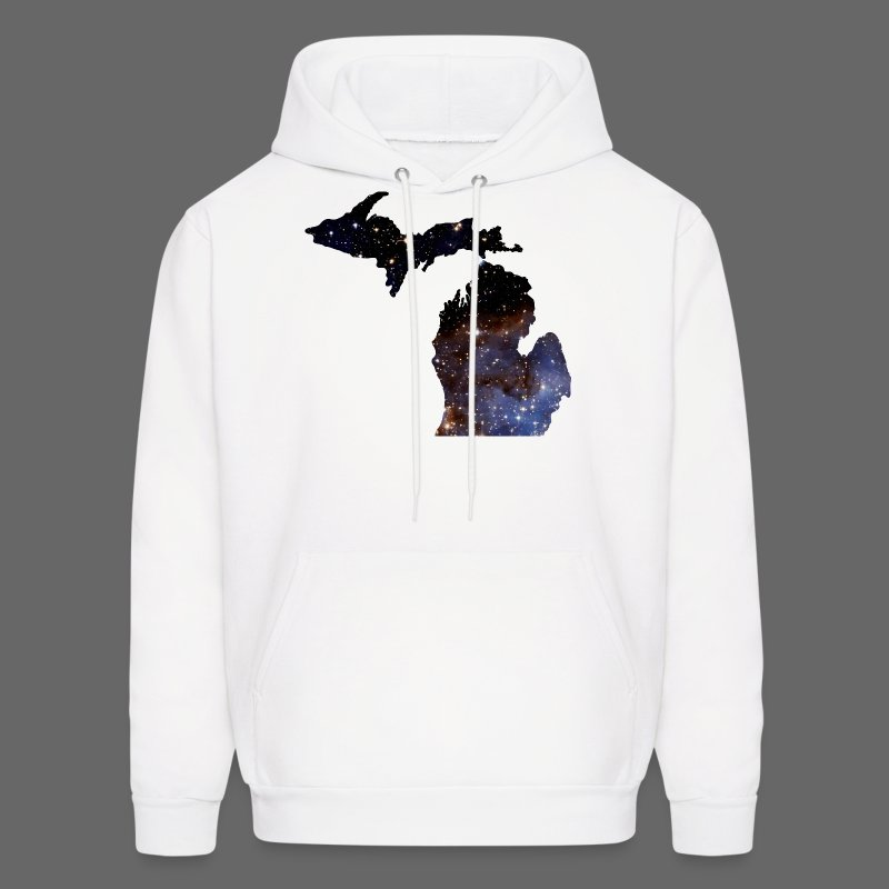 Michigan Is Made Of Stars - Men's Hoodie