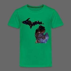 Michigan Is Made Of Stars - Toddler Premium T-Shirt