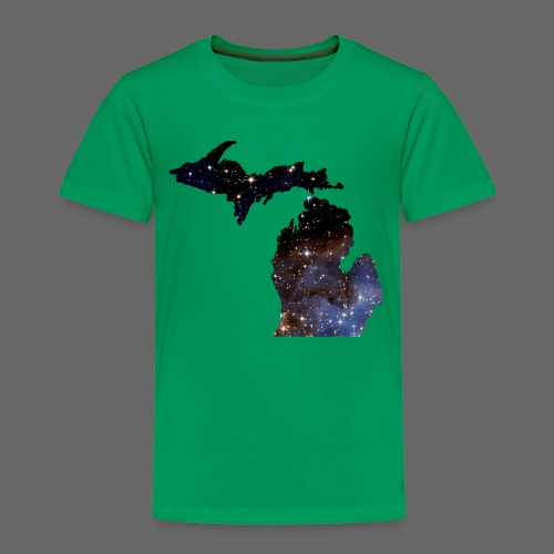 Michigan Is Made Of Stars - Toddler Premium T-Shirt