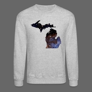 Michigan Is Made Of Stars - Crewneck Sweatshirt