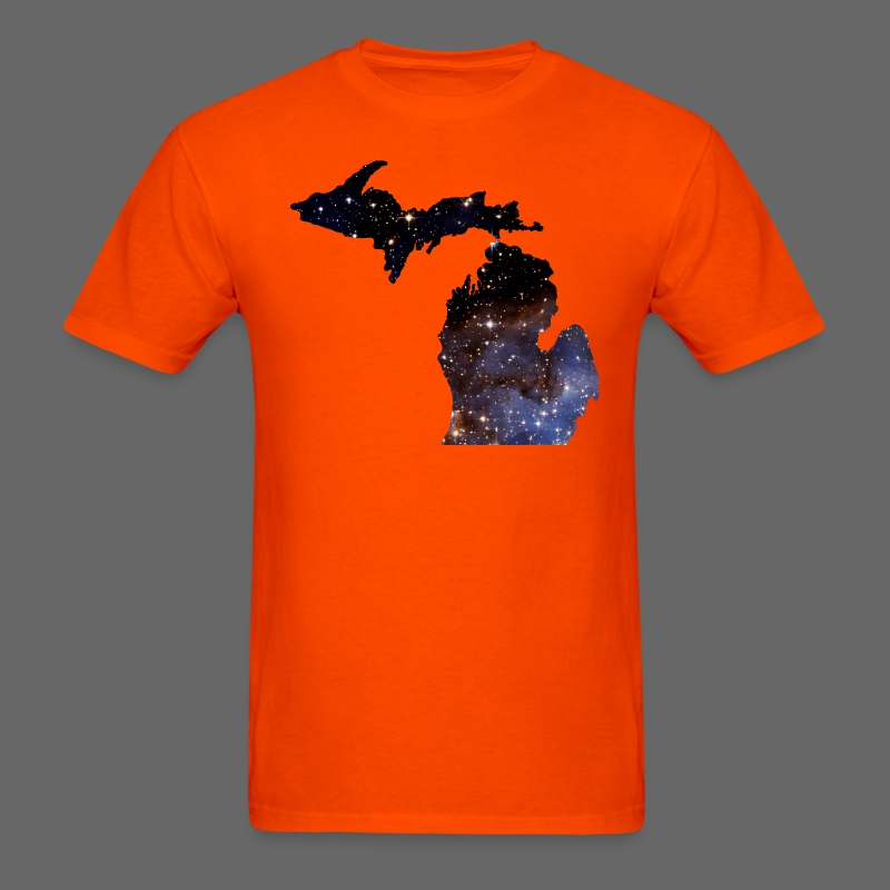 Michigan Is Made Of Stars - Men's T-Shirt