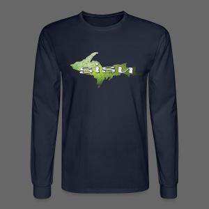 U.P. SISU - Men's Long Sleeve T-Shirt