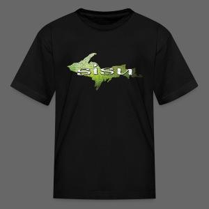 U.P. SISU - Kids' T-Shirt