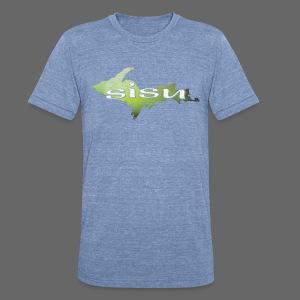 U.P. SISU - Unisex Tri-Blend T-Shirt