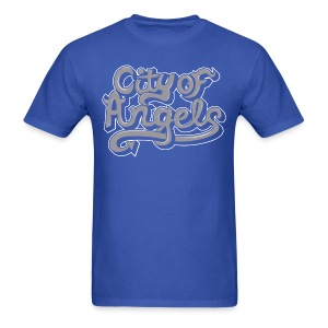 VICTRS - City of Angels LAD - Men's T-Shirt