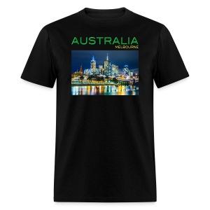 Australia Melbourne T-shirts men - Men's T-Shirt