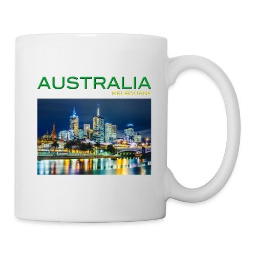 Cup Australia Melbourne - Coffee/Tea Mug