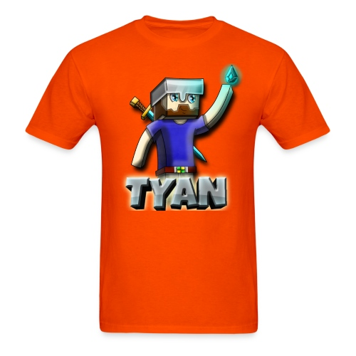 Tyan Diamond - Men's T-Shirt