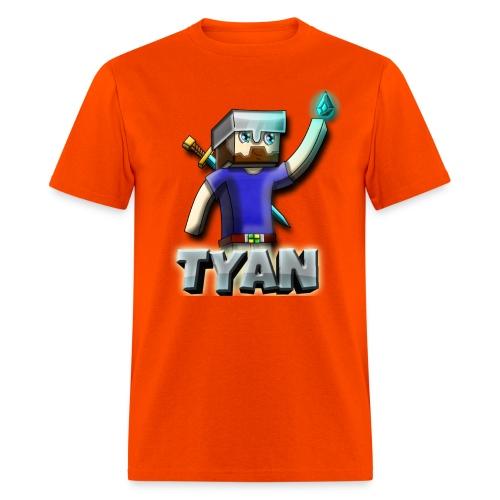 Tyan Diamond - Men's T-Shirt