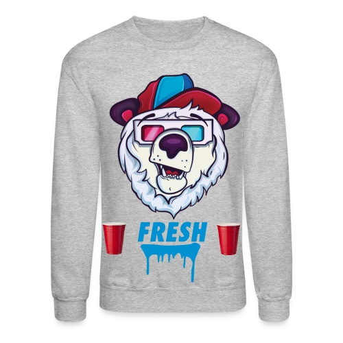 Papa Bear - Crewneck Sweatshirt