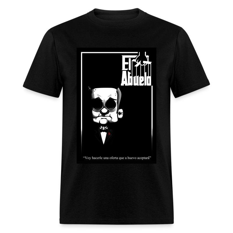 El Abuelo (offer)  - Men's T-Shirt