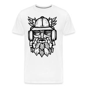COOL ROCKERSKI - Men's Premium T-Shirt